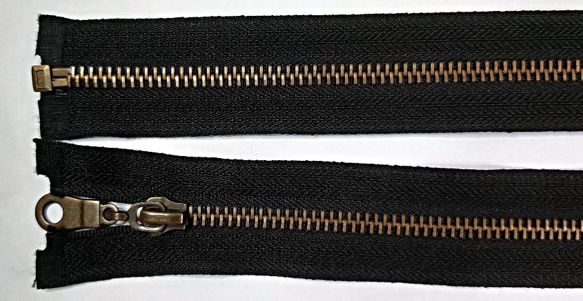 50 cm-es cipzár ára kabátba való